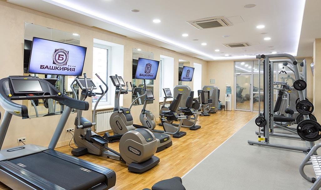 Фитнес зал