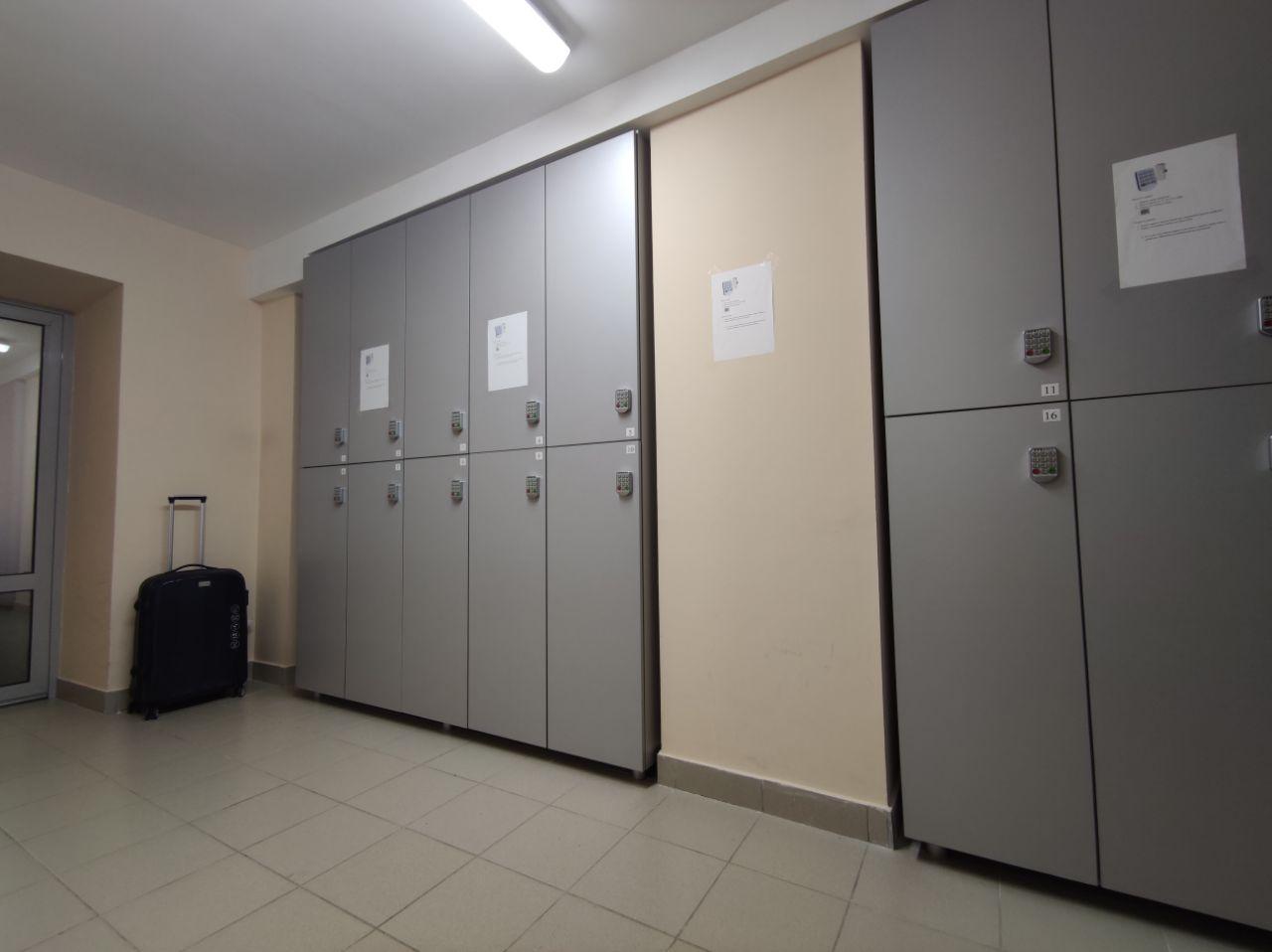 Багажная комната